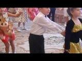 Золотая метель-танец