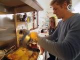 Шеф-кухар на дому - Випуск 13 - Тушкована ягнятина на кісточці з полентою, Десерт