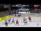09.05.14. Чемпионат мира по хоккею 2014. Швейцария - Россия (период-3)